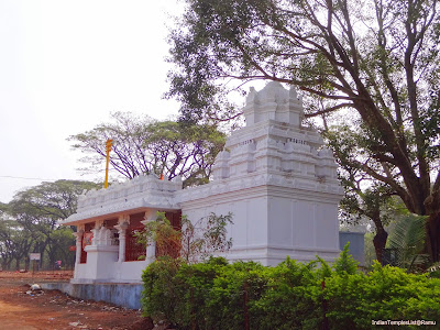 Lord Shiva Temple at Ananthagiri Temple