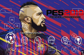 Save Data & Textures PES 2019 C19 v5 New Kits Update Transfer