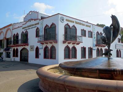Museo Histórico Naval Vallarta