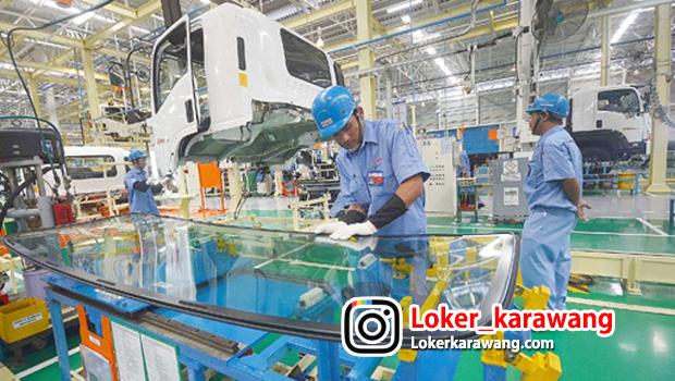 Lowongan Kerja PT. Isuzu Astra Motor Indonesia (IAMI) Suryacipta Karawang