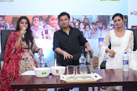Shriya Saran and Meenakshi Dixit Pos at Quaker Feed A Child Campaign  0034.jpg