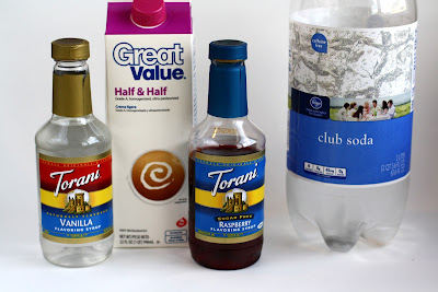 Homemade Italian Cream Sodas: Butter with a Side of Bread