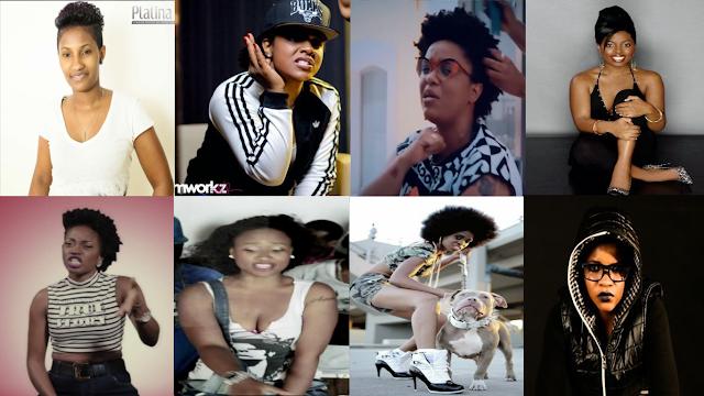 8 mulheres do rap angolano pra você conhecer