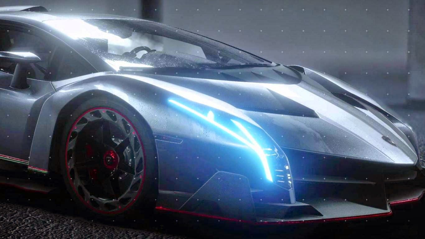 Lamborghini veneno wallpapers hd 1366x768