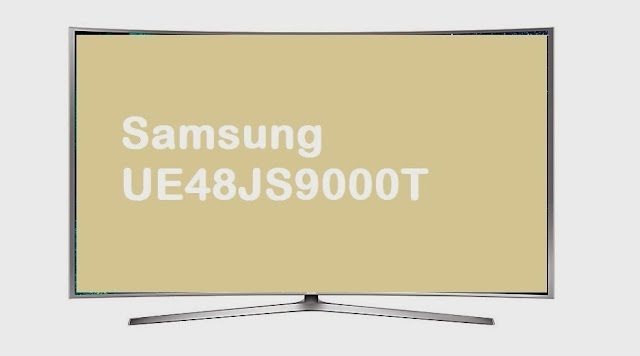 Samsung UE48JS9000T 48 inch curved SUHD LED TV