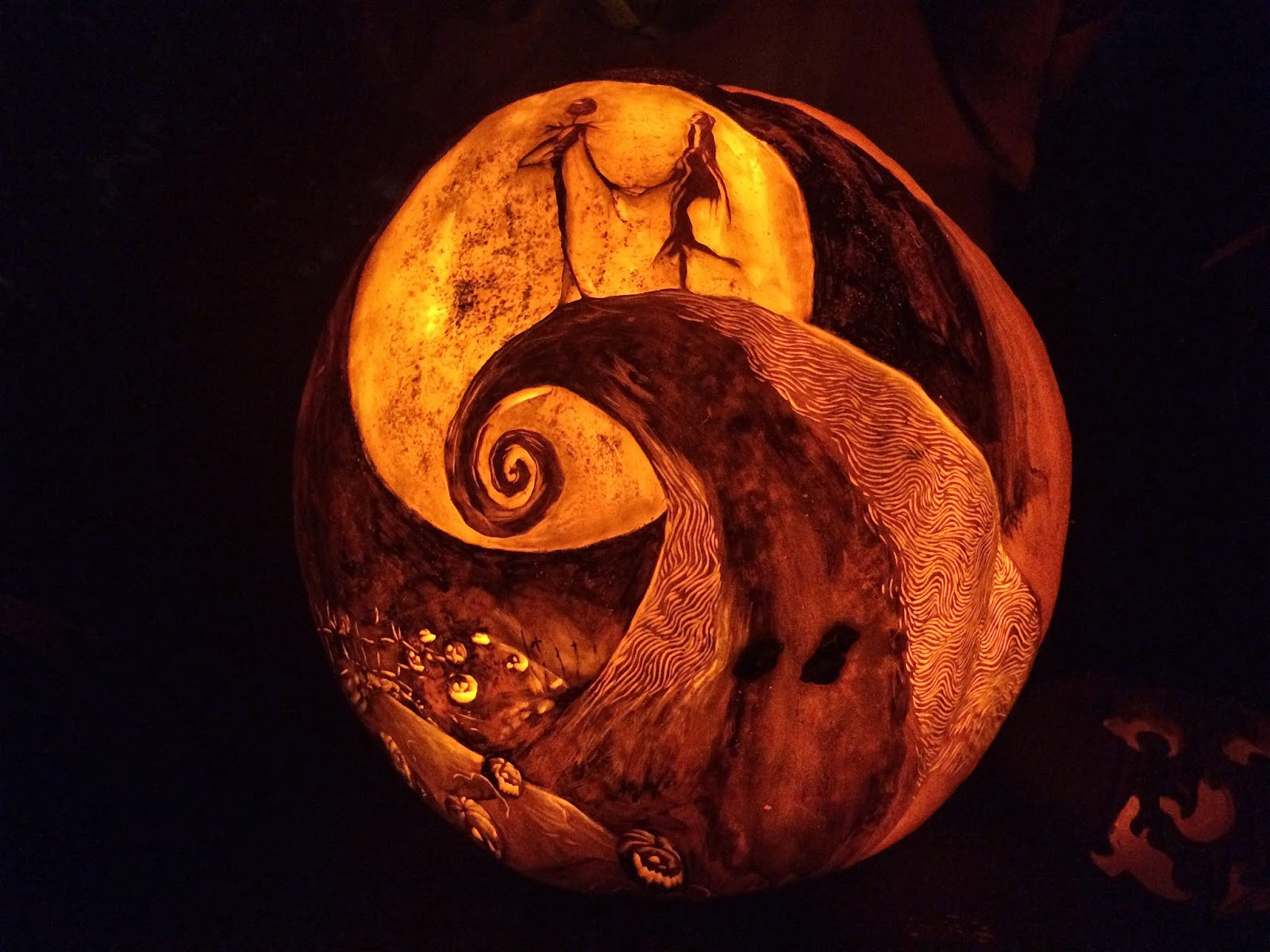The Andrew Project Jack O Lantern Spectacular