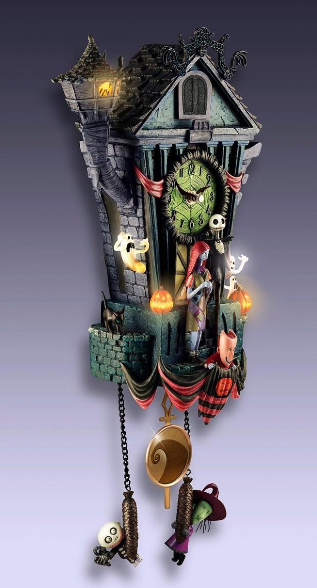 91e82c6bc5c Conheça o Relógio Cuco de O Estranho Mundo de Jack
