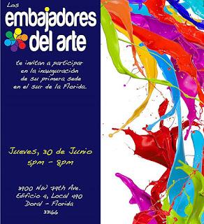 Embajadores del Arte Colombiano, Jorge Marin artista