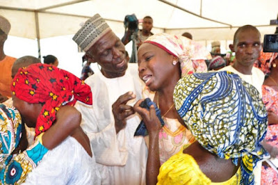We stayed without food for 40 days – Released Chibok girls