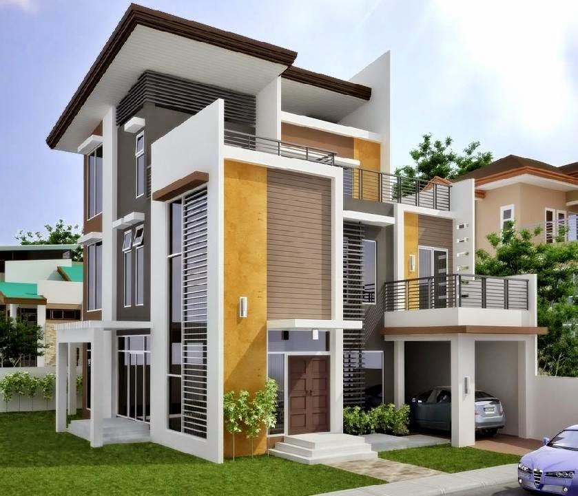 Gambar Desain Rumah Komplit Gratis