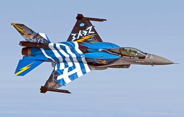 Αναβάθμιση F-16: Αυτά θα γίνουν με τα 2,4 δισ. - Αναλυτικές πληροφορίες