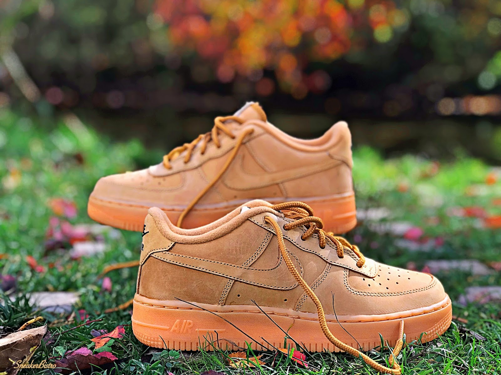 lowest price 88d67 6c3a2 Nike Air Force 1 Winter PRM GS