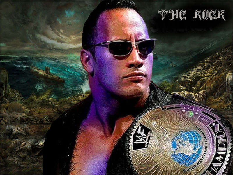the rock wallpaper for computer - photo #8