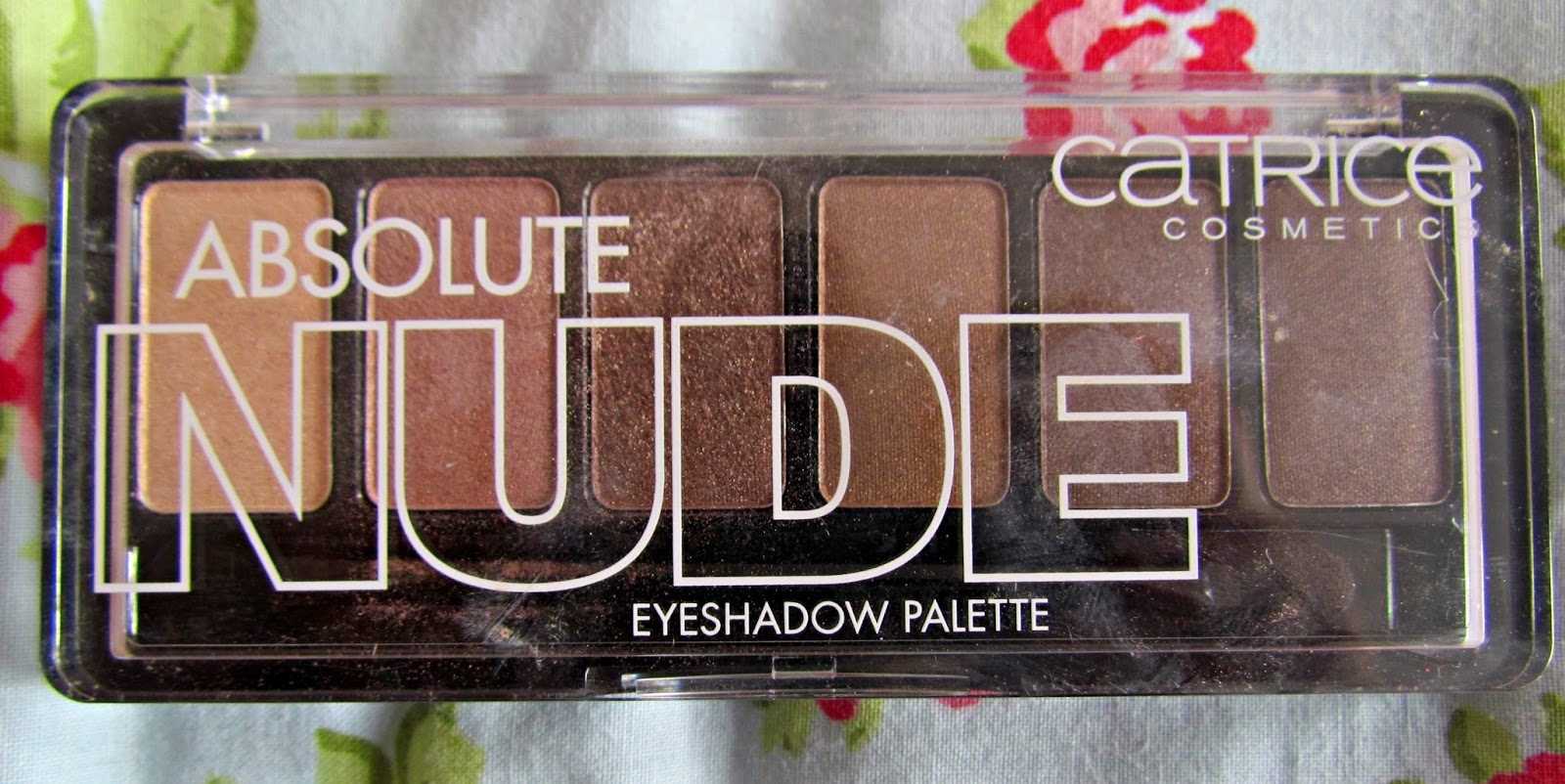Catrice 010 All Nude - Absolute Nude Eyeshadow Palette
