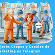 Los Mejores grupos de Marketing en Telegram | Seo Blogging y Growth Hacking con gastre