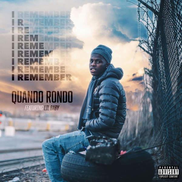 Quando Rondo - I Remember (feat. Lil Baby) - Single Cover