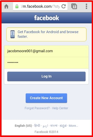 how to make a life event on facebook mobile app