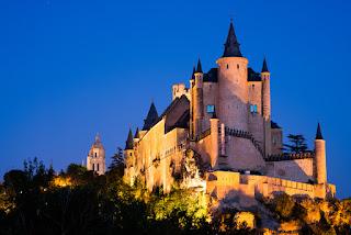 Kastil Segovia