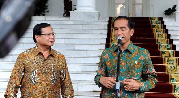 Jokowi dan Prabowo Sepakat Bertemu, Bahas Apa?