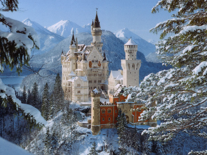 Neuschwanstein Germany wallpaper