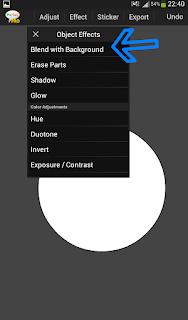 Membuat Logo Nama Transparan