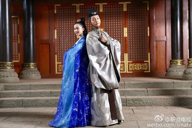 Cecilia Liu William Chan Lost Love in Times