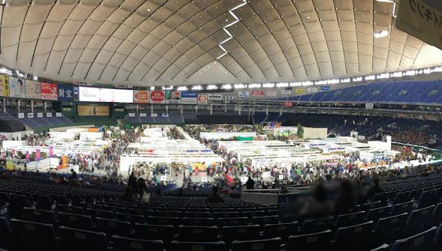世界らん展日本大賞 2018 東京ドーム 蘭 イベントの画像