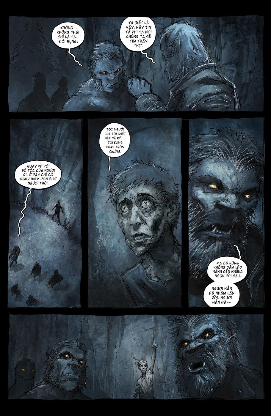 Broken Moon chương 1 trang 16