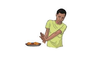 punca Hilang Selera Makan