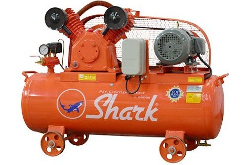 Kompresor Shark 10 Hp Auto + Motor