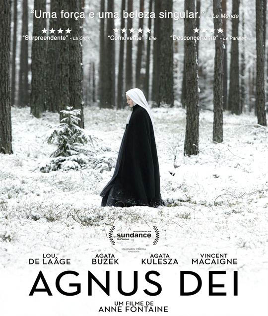 Agnus Dei Torrent – BluRay 720p e 1080p Dual Áudio (2016)