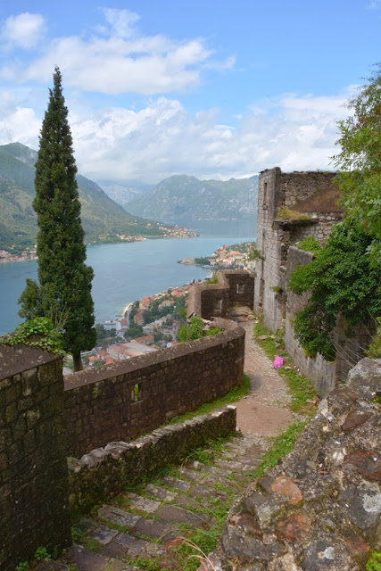 Bay of Kotor fortifications