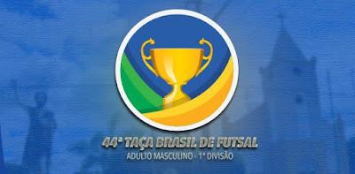 Horizonte Futsal busca o primeiro título nacional na 44º Taça Brasil que será em casa.