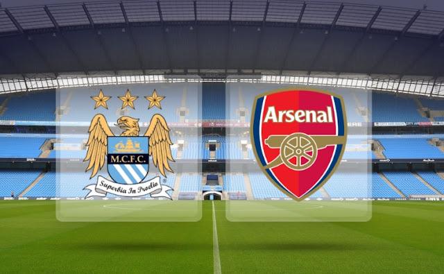 موعد  مباراة مانشستر سيتي وارسنال في الدوري الانجليزي 3-2-2019