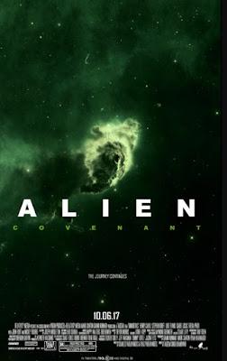 Rekomendasi Film Fiksi Ilmiah Terbaru Alien: Covenant