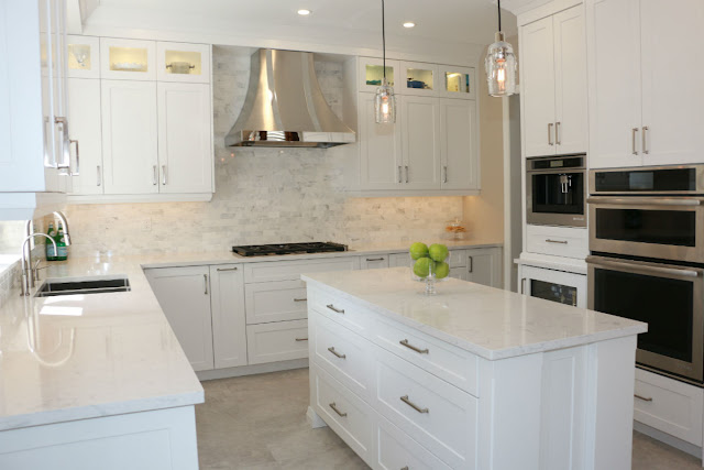 Oakville Custom Kitchen