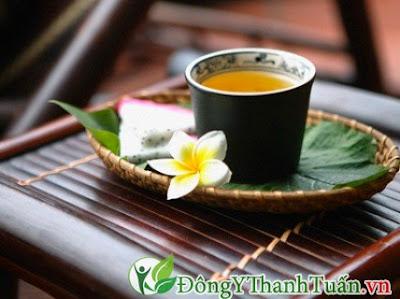 Cách trị viêm họng mãn tính bằng trà