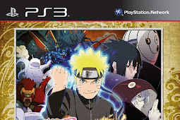 Naruto Shippuden Ultimate Ninja Storm 3 Full Burst [5.92 GB] PS3 CFW