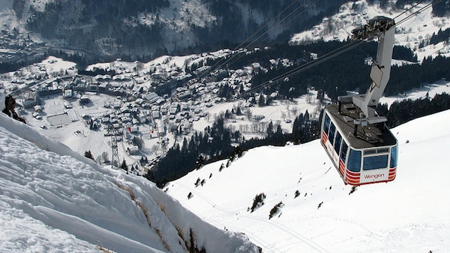 10 most beautiful ski resorts in Europe