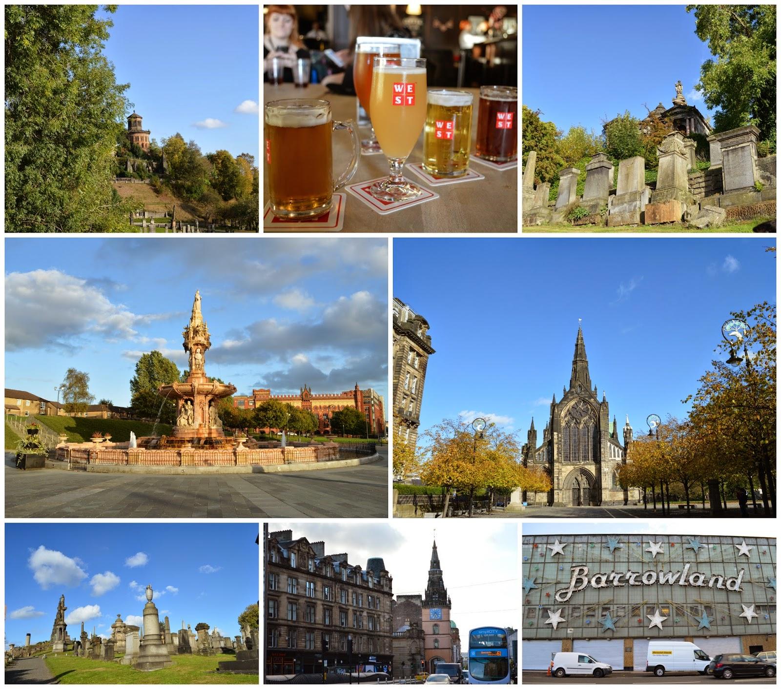 Sites of Glasgow, Scotland