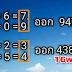 คู่โต๊ดบน 2 คู่มา 1 คู่ หาเลขอีกหลักใส่เอา หนุ่มอุบล คนบ้านนา งวดที่ 16พ.ย.2559