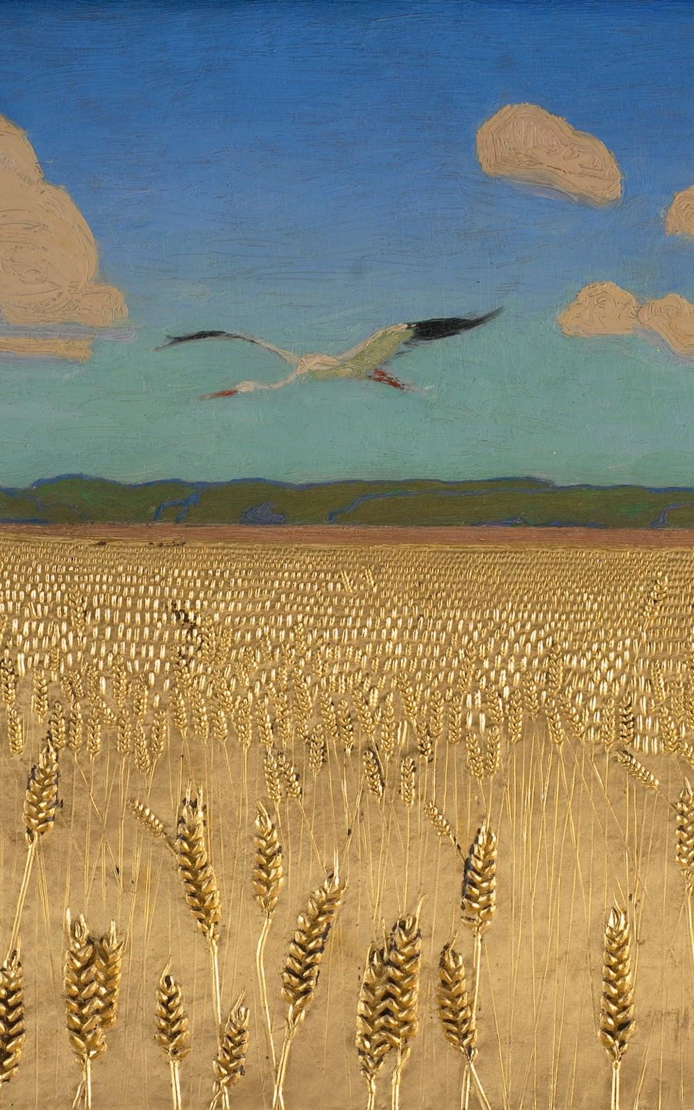 Trækfuglene | Migratory Birds, 1909