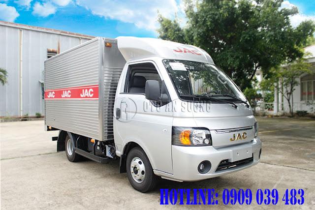 c92801e63bfedaa083ef Xe tải HYUNDAI JAC HD150 Tải 1490kg Thùng dài 3m2 | Khuyến mãi 100% phí thủ tục.