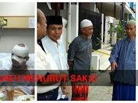 Saksi: Aneh bin Tumben, Tak Ada Polisi di Masjid Saat Novel Diserang, Biasanya Selalu Ada Polisi