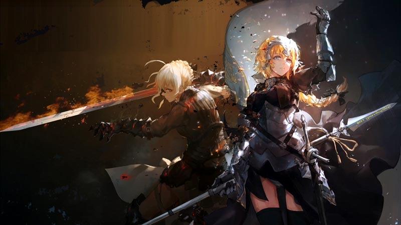 Fate Zero Wallpaper Hd Fate Apocrypha Wallpaper Engine Download Wallpaper
