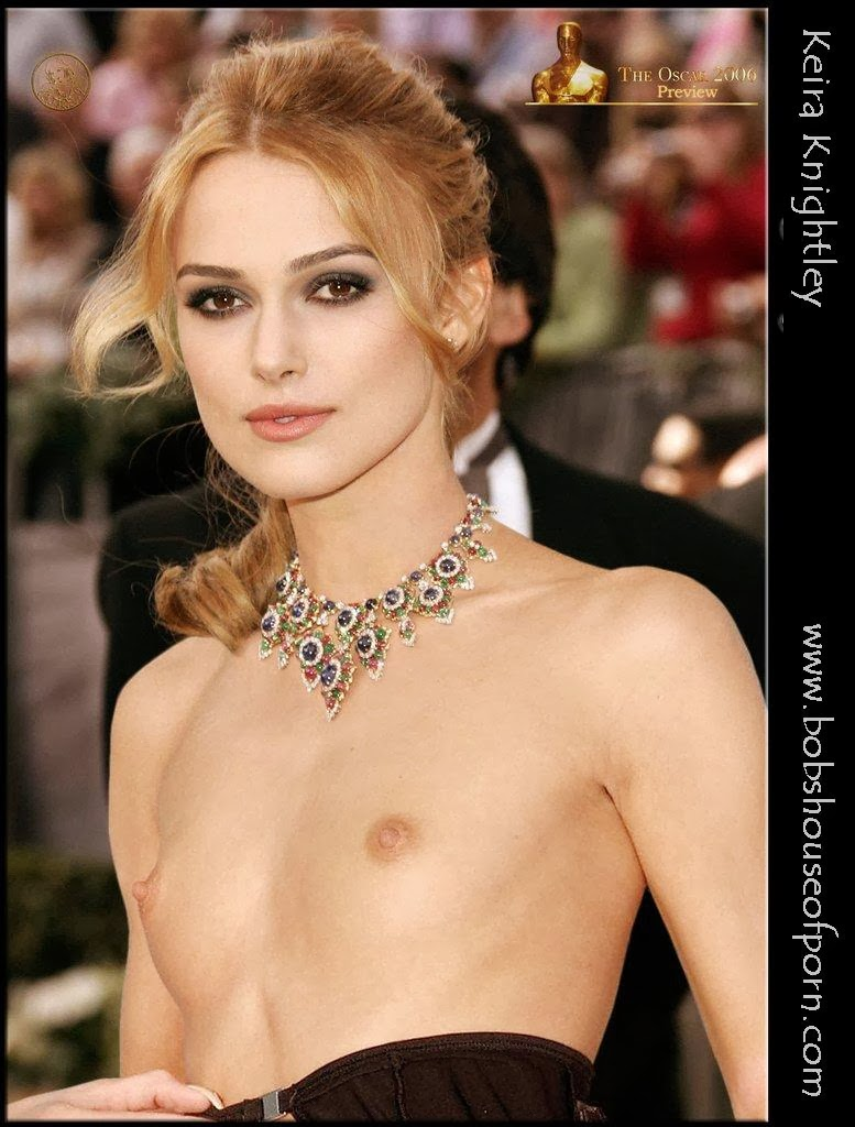 breasts kiera knightley