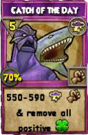 Wizard101 New Secret Boss Gauntlet Spell Drops Catch of the Day