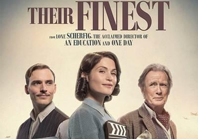Download Film Gratis Their Finest (2016) BluRay 360p Subtitle Indonesia 3gp