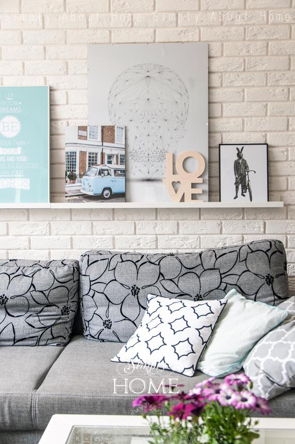 Simply About Home Dekoracje Salonu Konkurs Z Pixers Wyniki