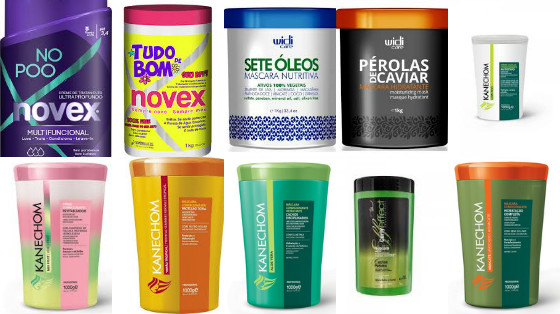 mascaras de potao 1kg low poo